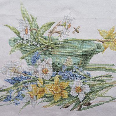 Tableau printemps de Marjolein Bastin #2