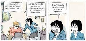 """""""Carnet de thèse"""" de Tiphaine Rivière"""