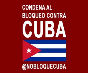 Avec Obama, rien n'a changé pour les Cubains: le blocus continue à être un acte de génocide et de guerre économique qui a coûté à Cuba plus de 750 milliards de dollars en 50 ans