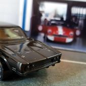 69 DODGE CHARGER 500 HOT WHEELS 1/64. - car-collector.net