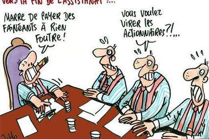 """France / Vers la fin de """"l'assistanat"""" ?"""