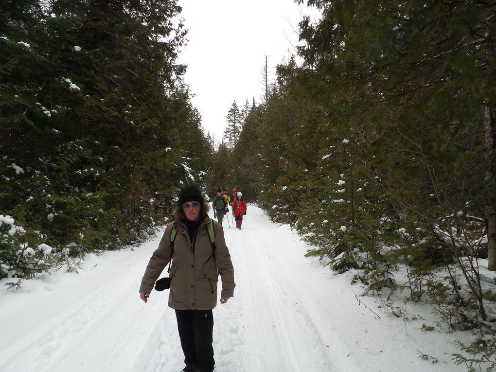 Deuxième fin de semaine sur le Rideau Trail