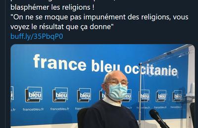 La religion ça ose tout