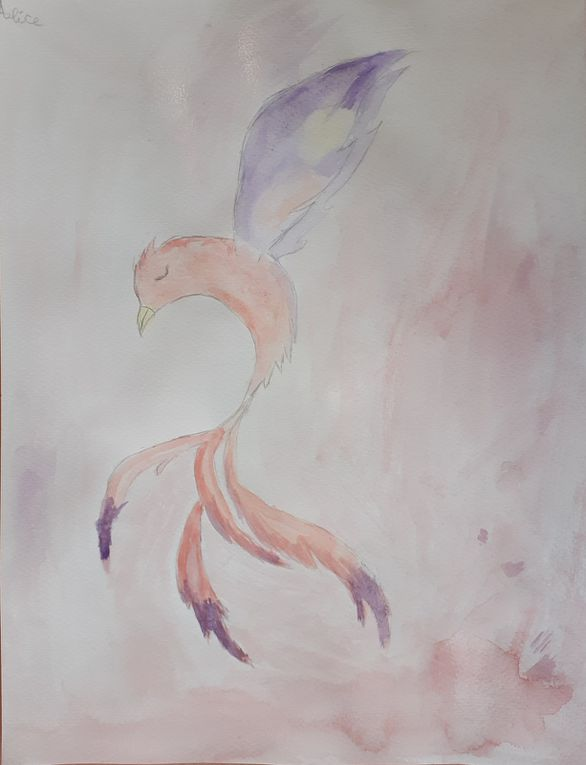 Phots Peintures /Dessins(Enfants) De L'Atelier 2020-2021