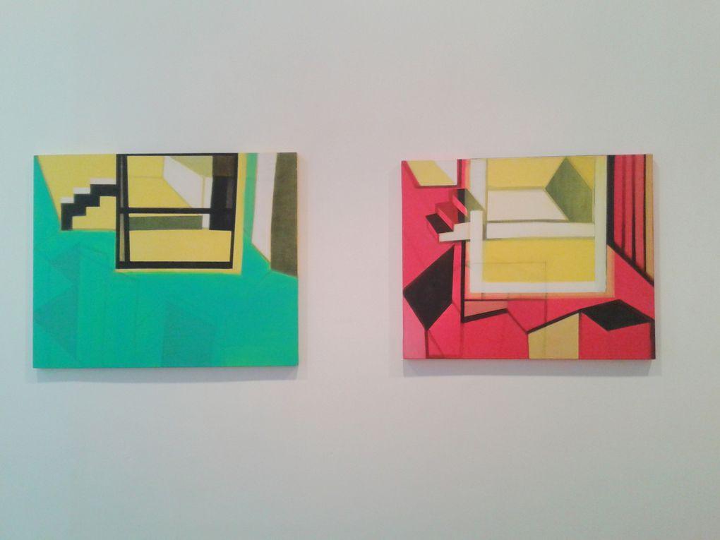 """""""Walking Watching"""", une exposition d'Anne Saussois, à la galerie Arnaud Lefebvre"""