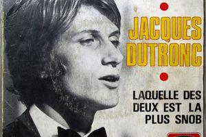 Jacques Dutronc - Le responsable - 1969