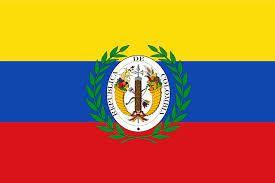 NOMBRES DE COLOMBIA EN EL SIGLO XIX