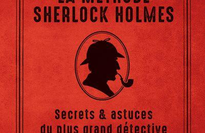[REVUE LIVRE GEEK] LA METHODE SHERLOCK HOLMES de Ransom RIGGS chez YNNIS EDITIONS