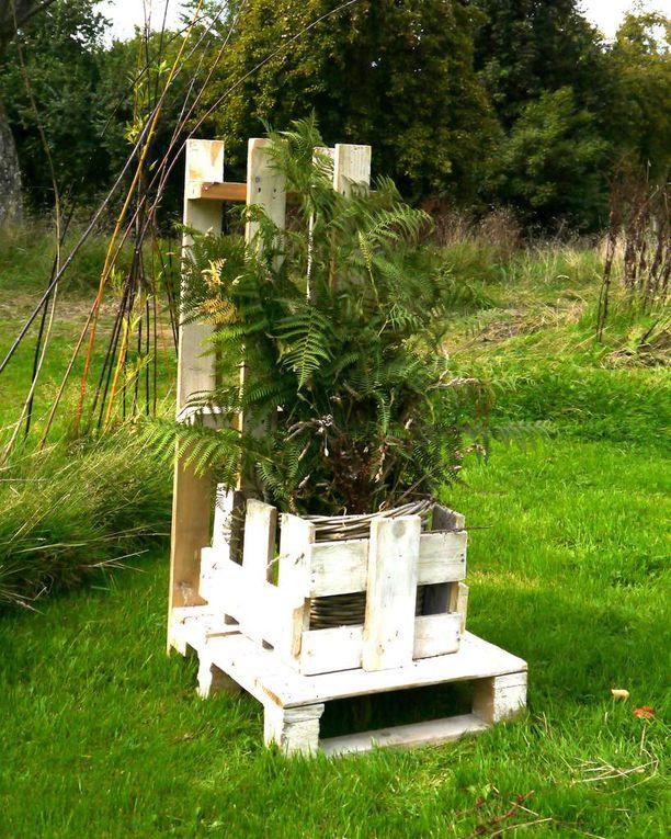 Création Bois de palette