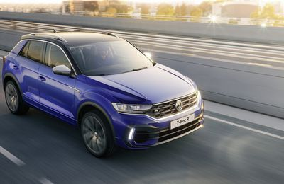 VW T-ROC R : L'anti-Cupra Ateca ?