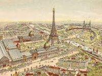 Paris // Regard sur l' Exposition universelle de 1889 (+ vidéo reconstitution en 3D + article d'un journaliste de 1889... ) - J'ai découvert qu'on avait rêvé de capter la force et la pensée de nos grands musiciens alors bien vivants (Beethoven, Wagner, Chopin, Bach)...