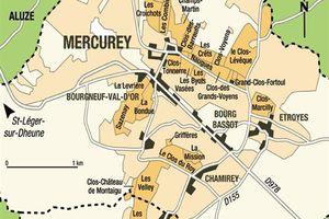 Comprendre  Le vignoble de Mercurey