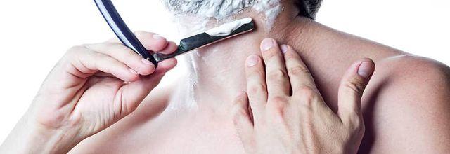 Lames fatales ...La barbe !