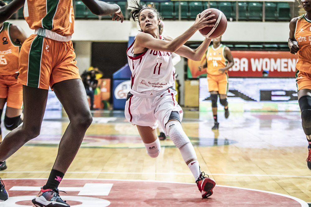 AfroBasket Women 2021 : la Côte d'Ivoire surclasse la Tunisie