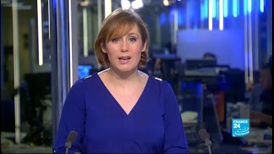2013 01 02 - ANNE SOETEMONDT - FRANCE 24 - PARIS DIRECT @07H00