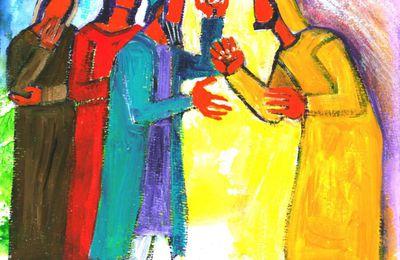 Correction fraternelle, oui, mais dans l'ordre et avec charité, S.V.P. ! Homélie 23° dimanche du T.O. A
