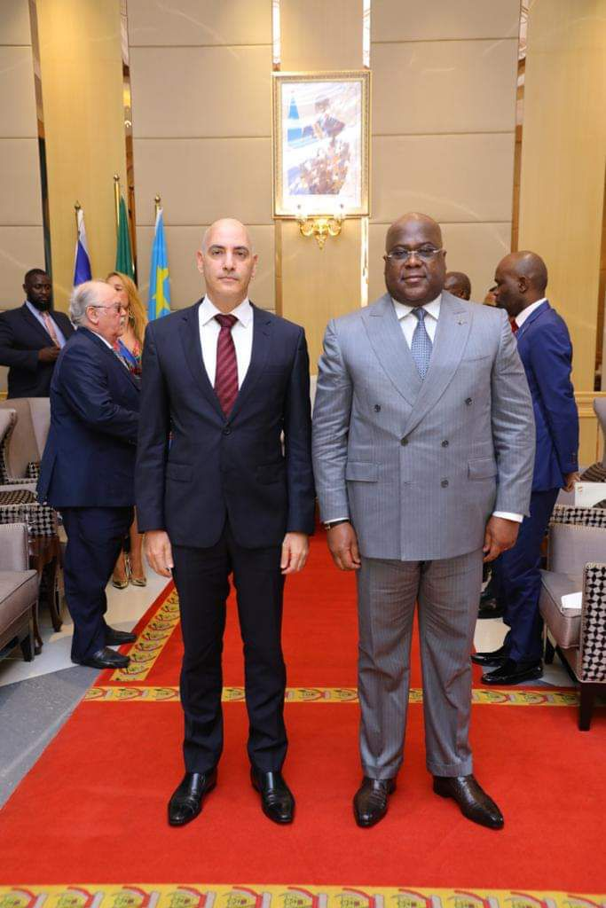 LE RETOUR D'ISRAËL EN RÉPUBLIQUE DÉMOCRATIQUE DU CONGO