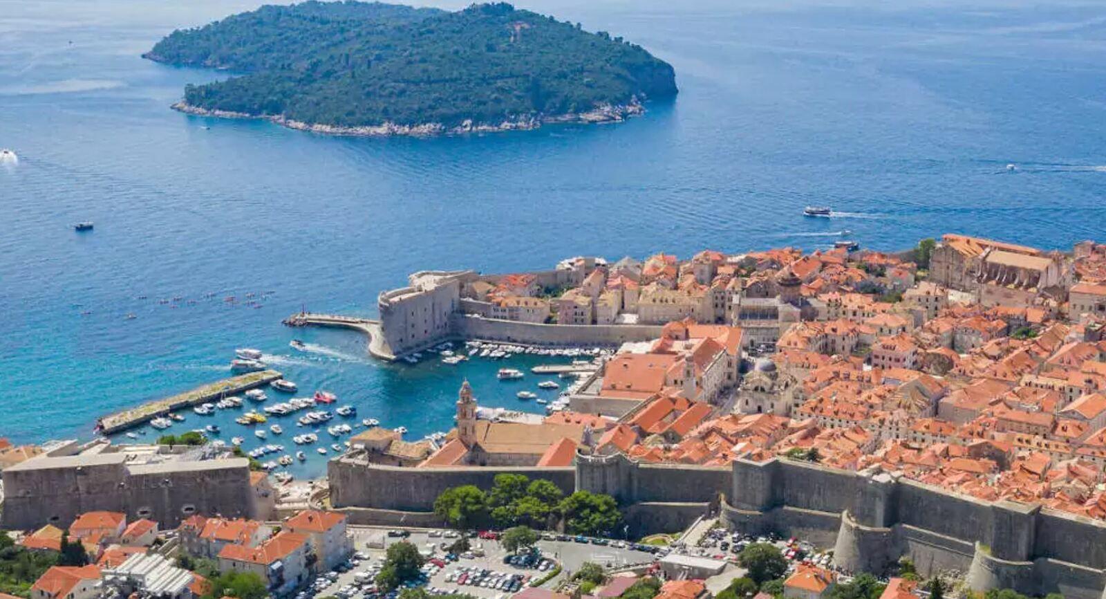 La Croatie ouvre grand ses portes cet été, aux touristes, plaisanciers et yachts de la Côte d'Azur française