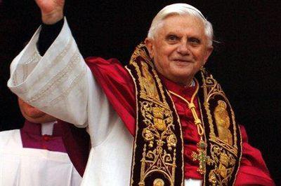 Benoît XVI, L'aspiration et la soumission à Dieu, source et juge de tout bien