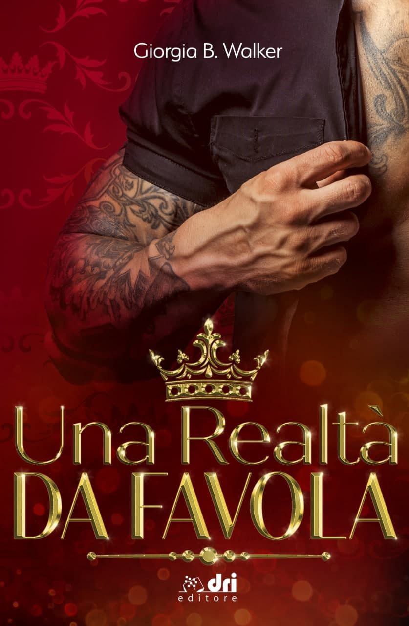 Cover Reveal Una realta da favola