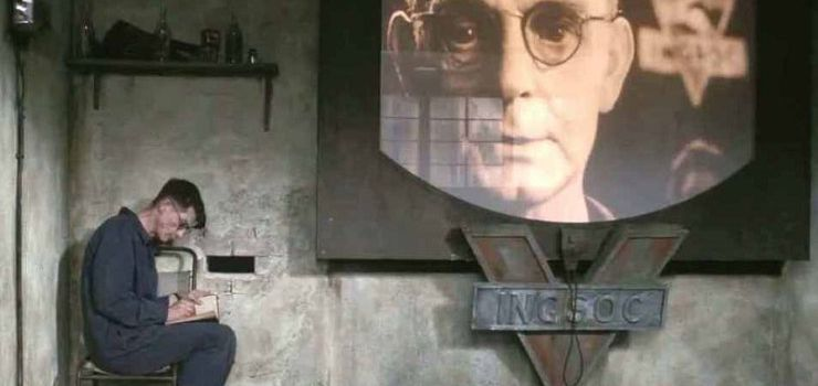 1984 – 8 prédictions d'Orwell qui se sont réalisées
