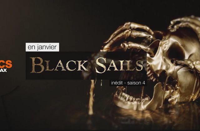 Saison finale de Black Sails dès le 30 janvier sur OCS Max.