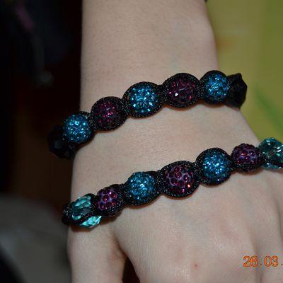 encore des bracelets!