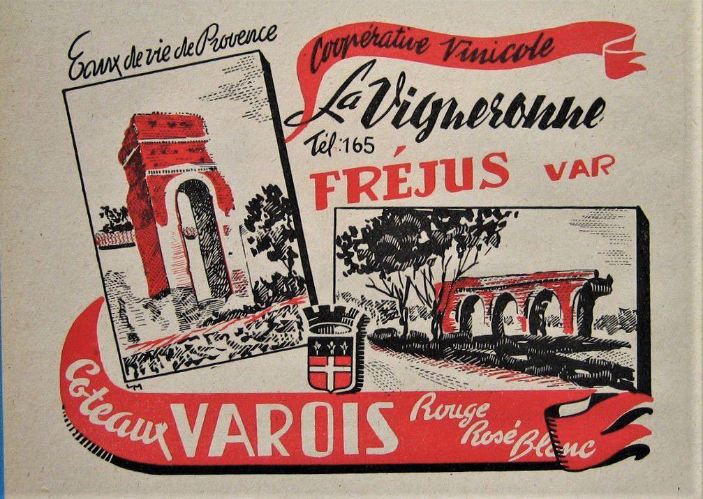 La Vigneronne.