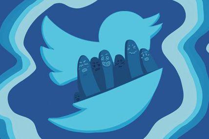 J'ai le blues de Twitter