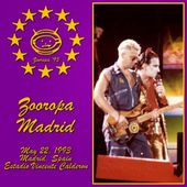 U2 -ZOO TV Tour -22/05/1993 -Madrid -Espagne- Estadio Vincente Calderon - U2 BLOG