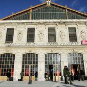Marseille : deux morts à la gare Saint-Charles dans une attaque au couteau