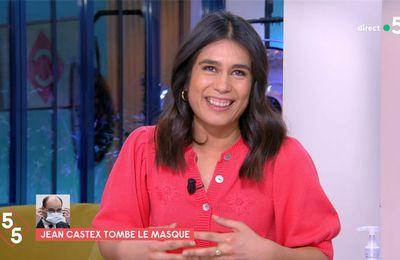 Emilie Tran Nguyen C à Vous France 5 le 26.02.2021