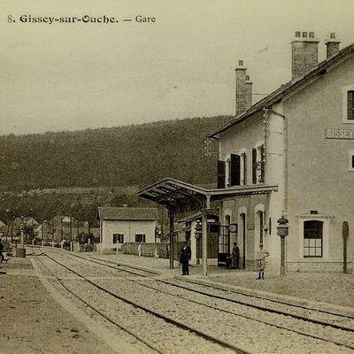 Gare de Gissey-sur-Ouche (21)