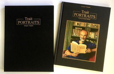 Trait PORTRAITS  tirage limité, version luxe et dessin original !