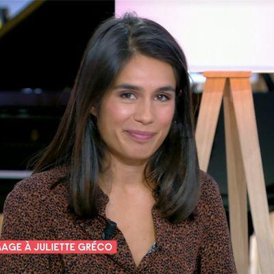 Emilie Tran Nguyen C à Vous France 5 le 24.09.2020