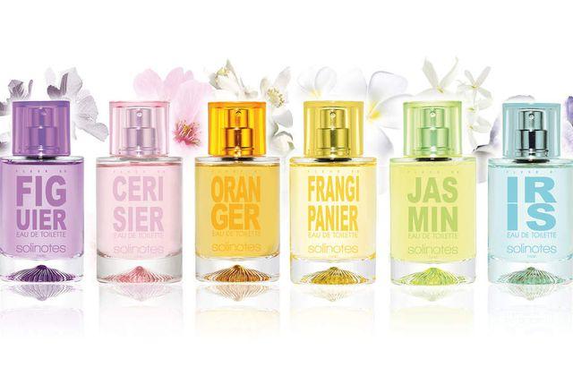 Les parfums printaniers floraux de Solinotes sont arrivés !