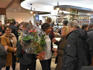 """Le nouveau bar tabac presse """" Le Quimper """" à Penhars est inauguré"""