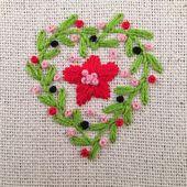 MooshieStitch Monday: Valentine's Stitching Project Ideas