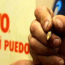 Guatemala: Declaran libre de analfabetismo a poblado indígena