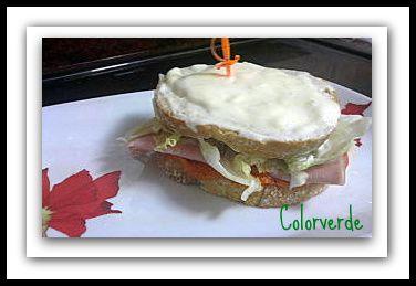 Sándwich tipo M BILBAO