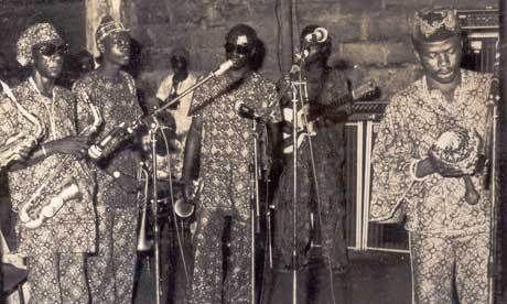 T.P. Orchestre Poly-Rythmo de Cotonou - Bonne Année