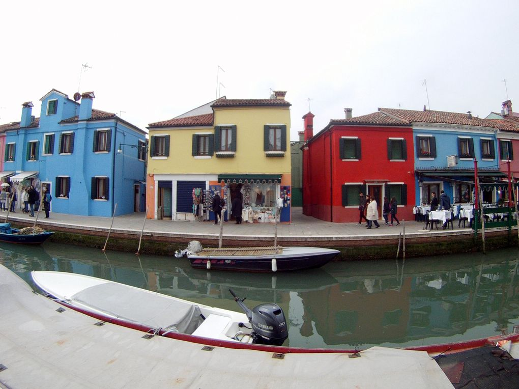 DIAPORAMA 40 PHOTOS- BURANO CAMERA GRAND ANGLE