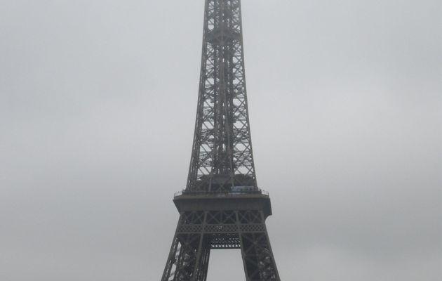 Jardin du Trocadéro et Champs de Mars