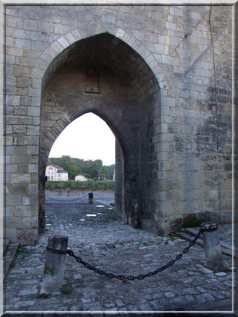 Diaporama porte fortifiée de Libourne