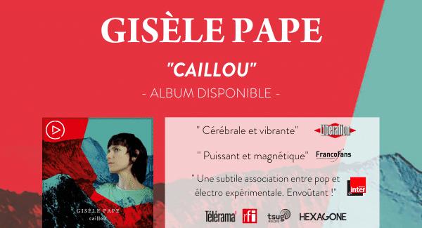 Gisèle Pape : France Inter, Libé, Télérama