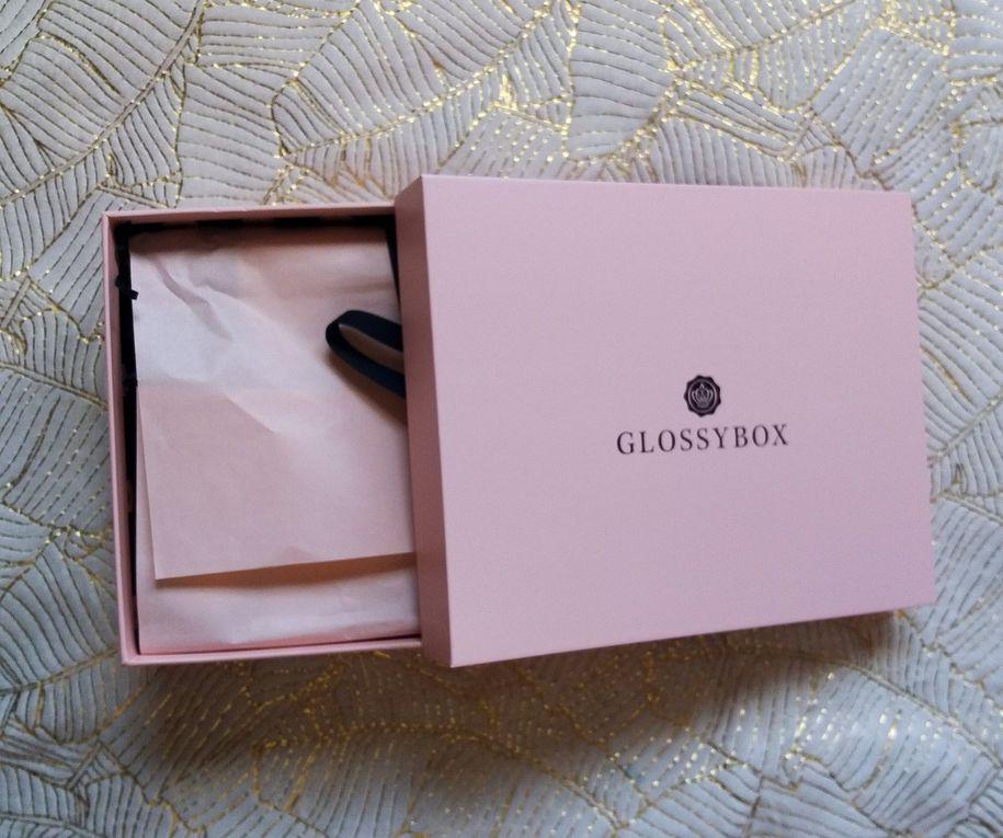 Glossybox d'Octobre