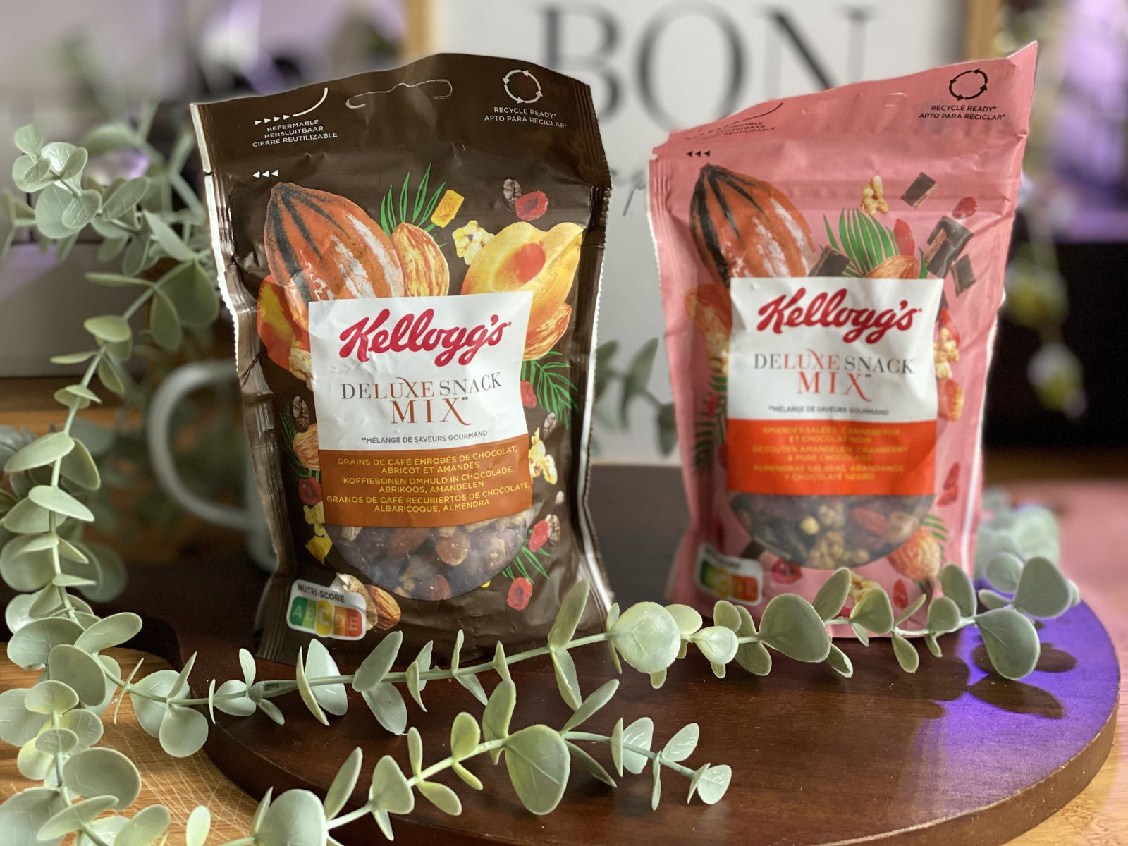 Kellogg's Deluxe snack mix