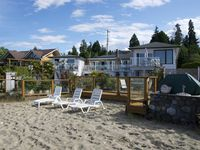 Qualicum Beach and the surroundings on Vancouver Island