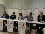 Capital contre travail... en Grèce comme en France ! La rencontre Panagoulias, Nikonoff, Gerin, Herrera