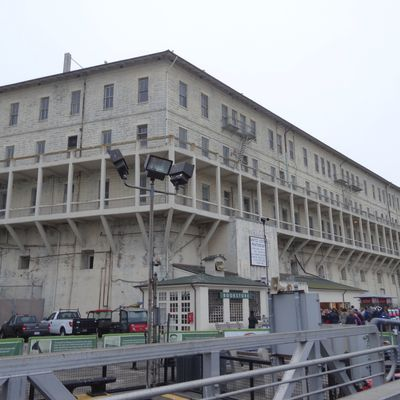 Alcatraz, la prison légendaire